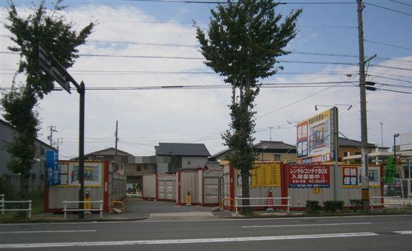 レンタルコンテナ安城横山
